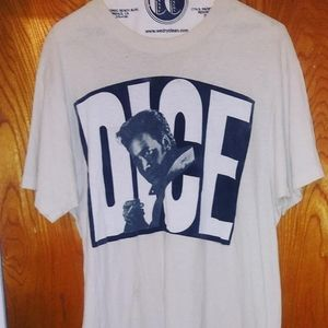 Andrew Dice clay tour shirt vintage 80's